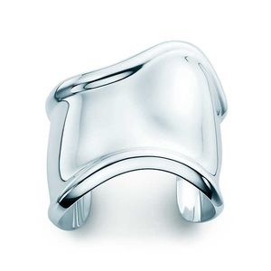Tiffany & Co Silver Bone Cuff
